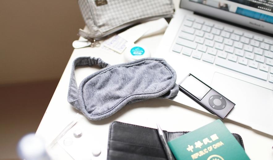 飛機旅行 皮膚保養 flight essentials