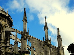 Notre Dame (jjmargolis) Tags: paris cathedral gothic medieval notredame