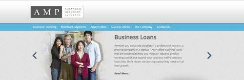 AMP_homepage