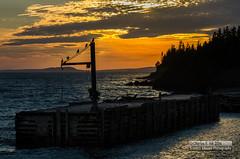 C.R.Hill 20140904_C1H1221 (Scenics Abound Photography (Randy Hill)) Tags: sunset red orange sunrise novascotia lift crane wharf cormorant bayoffundy winch kingscounty scottsbay fundyshore wwwfacebookcomscenicsaboundphotography