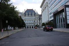 New York State Capital from the North (pasa47) Tags: usa ny newyork unitedstates september albany newyorkstate northeast eastcoast 2014