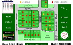 Lot 101-133, Balmoral Road, Kellyville NSW