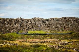 The Wall - Þingvellir