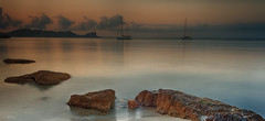 Con Barcos (Xicu..) Tags: amanecer ibiza nd eivissa sacaleta nikkor1755mm nikond90 filtroslee