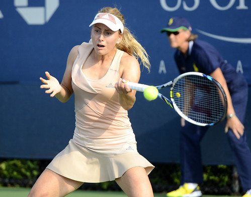Ksenia Pervak - 2014 US Open (Tennis) - Qualifying Rounds - Ksenia Pervak