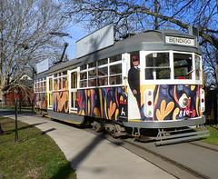 A Ride on the Bendigo Talking Tram... (The Pocket Rocket) Tags: australia victoria bendigo explore42 bendigotalkingtramtour