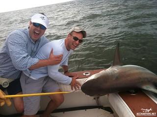 best shark fishing tours Amelia Island, FL