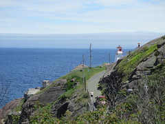 Sea view at Fort Amherst, St. John's, Newfoundland (Paul McClure DC) Tags: canada newfoundland scenery stjohns july2014