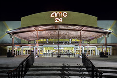AMC 24 Theater (Mabry Campbell) Tags: usa retail night logo photography us photo theater texas photographer exterior realestate unitedstates image unitedstatesofamerica houston property september photograph commercial storefront anchor 100 shoppingcenter f56 brand client businesses fineartphotography 2014 retailer tiltshift architecturalphotography tenants 17mm cushing commercialphotography commercialrealestate commercialproperty 20sec commercialexterior harriscounty powercenter architecturephotography jll amc24 houstonphotographer tse17mmf4l willowbrookarea retailexterior businessstorefront mabrycampbell retailshoppingcenter amc24theater willowbrookplaza september102014 20140910h6a8369