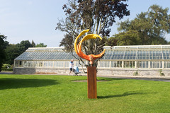 SUNBURST BY AYELET LALOR - SCULPTURE IN CONTEXT 2014 Ref-4571