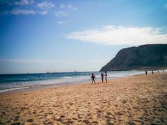 DSC04369 (MaxsanderBarros) Tags: ocean sunset brazil sun beach landscape island photography rj costo niteri itacoatiara sunligth vsco maxsander