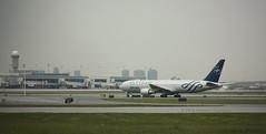 Alitalia Boeing 767-35H/ER (Loops666) Tags: toronto plane airplane aircraft jet pearson 767 alitalia yyz skyteam eidpb