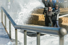 HDHR: Spraying the Rail