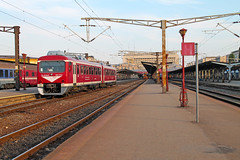 TFC 78-3228-0 ( 05.09.16 ) (arjan-mat64) Tags: tfc wadloper dmu 3228 boekarest bucuresti nord buzau station train dutch netherlands romania track diesel