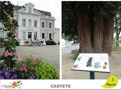 castets1 (Tourisme Landes) Tags: landes fleurs vvf
