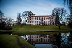Schloss Celle (mbap266) Tags: spiegelung spiegelbild schloss celle niedersachsen abenddämmerung canoneos6d sp2470mmf28divcusd