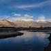 Evening at Nubra Valley, Ladakh, India