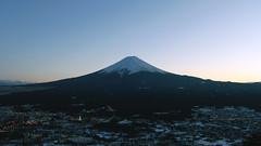 富士山 (nienchi95) Tags: japan mount fuji fujisan 富士山 mtfuji winter 冬 山梨 山梨県 yamanashi 河口湖 kawaguchiko
