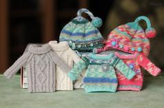 #113 (Ulanna) Tags: pukifee latiyellow knitting crochet handmade clothes sweater hat helmet