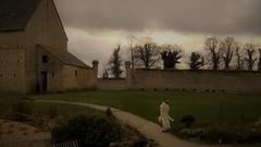 17. Abbaye de Mondaye (@bodil) Tags: france calvados normandie abbayedemondaye