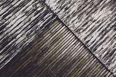 Wood texture (dataichi) Tags: faroe islands faroeislands travel tourism destination rustic wood wooden board wall texture diagonal