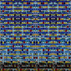 cirque mosaïque (ohank1951) Tags: colorium architect williamalsop lines glass geometry geometrie facade abstract colors red blue yellow copy paste mirroring architecture düsseldorf medienhafen canoneos1100d efs1022mmf3545usm