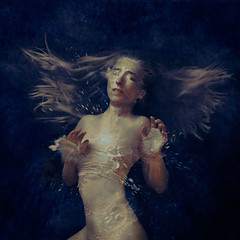 awakening (brookeshaden) Tags: fineartphotography conceptualart conceptualphotography surrealart surrealphotography selfportrait