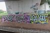 Torn, Oc, Count (NJphotograffer) Tags: graffiti graff new jersey nj trackside rail railroad torn ldz oc mhs crew count