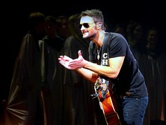 Eric Church (vondrell) Tags: eric church indianapolis concert country photography music live bankers life fieldhouse indiana