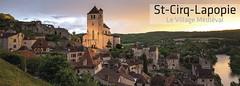 117x42mm // Réf : 15111001 // Saint-Cirq-Lapopie