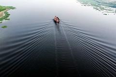 Pulling the veil of river (Aranya Ehsan) Tags: water river color boatmen bangladesh boat boatman life lifestyle dailylife aranya