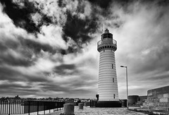 Donaghadee (allen.mark45) Tags: themoat donaghadee codown ardspeninsula northernireland mjdallenphotos lighthouse harbour