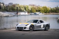599 GTO (TheCarhotel) Tags: ferrari 599 599gto gto neuwied historic nikon 85mm