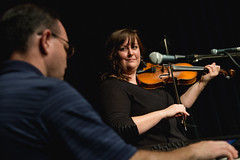 Shelly Campbell (with Allan Dewar) – Tuneful Times – 10/15/15 (photo: Corey Katz)