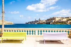 170314 Malta 025 [Valletta - ix-Xatt, Ta' Xbiex] (Ton Dekkers) Tags: valletta ixxatt taxbiex