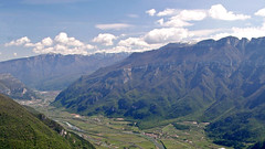 Adige valley (ab.130722jvkz) Tags: italy trentino alps easternalps venetianprealps rivers mountains valleys