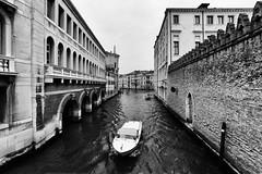Venedig Canal (Radek Lokos Fotografie) Tags: venezia venedig italy canal boat water outdoor film analog