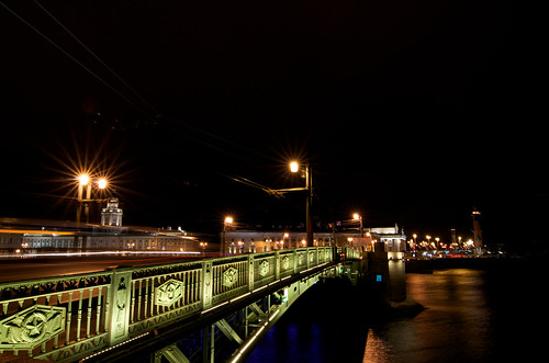 Dvortsovyy bridge/  ©  Still ePsiLoN
