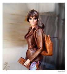 Perfect Leather (kingdomdoll) Tags: fashion doll resin fashiondoll hadrian resinfashiondoll kingdomdoll kingdomdollhadrian