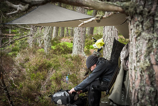 Camp at Uath Lochan