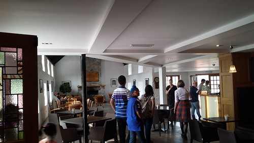 Restaurant at Glenfiddich