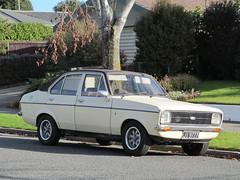 1979 Ford Escort 1.3L