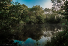 Still water (Andy Hough Photography) Tags: blue trees england sky reflection water unitedkingdom sony peaceful calm foliage tranquil a77 littlewittenham sonyalpha andyhough earthtrust slta77 littlewittenhamwood andyhoughphotography