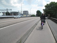 Amsterdam bike infra (Carol Green) Tags: bike bicycle cycle infrastructure