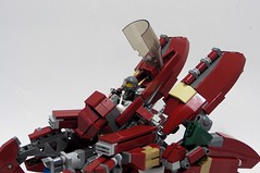 05 (Goniataito) Tags: lego mecha