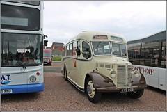 PADFIELDS TOURS KYE905 (welshpete2007) Tags: bedford ob tours duple kye905 padfields
