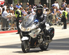 LAPD Motorcycle (Prayitno / Thank you for (10 millions +) views) Tags: california ca cup hockey nhl la championship los angeles champion police victory parade kings national stanley motorcycle department dept lapd 2014 leauge konomark