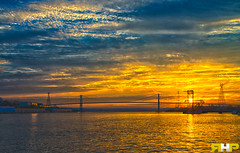 MacKay Bridge Sunset (Rodney Hickey Photography) Tags: bridge sunset sky canada nature water photoshop landscape bedford nikon novascotia traffic ns sigma adobe portraiture mackay nikkor halifax dartmouth sackville lightroom adobecs nikkorlens d600 lowersackville sigmalens adobecreativesuite d7100 middlesackville rhds rodneyhickey wwwrhdsca httpwwwrhdsca rodneyhickeyphotographyanddesign rodneyhickeyphotographydesign rodneyhickeyphotography
