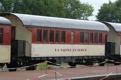 VT Vintage railway carriage. (Franky De Witte - Ferroequinologist) Tags: de eisenbahn railway estrada chemin fer spoorwegen ferrocarril ferro ferrovia