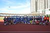 立法會足球隊與香港記者協會在小西灣運動場草地足球場舉行足球友誼賽 The Legislative Council Football Team holds a friendly football match with the Hong Kong Journalists Association in Siu Sai Wan Sports Ground Grass Pitch (2014.06.28)